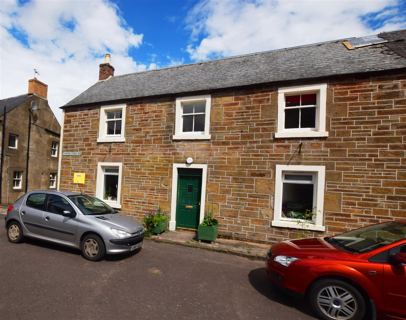 Coach House, Thorntree Square, Dunning, Perthshire, PH2 0RP, UK